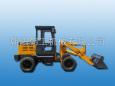 朝工LW100轮式装载机高清图 - 外观