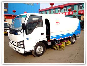 扫地王TSW5065TSL大型扫路车
