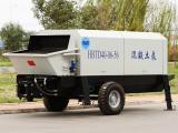 圆友重工HBTS40混凝土柴油机输送泵高清图 - 外观
