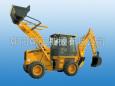 朝工WZ30-25挖掘装载机高清图 - 外观