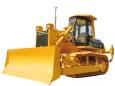 彭浦PD165Y履带式推土机高清图 - 外观