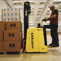 海斯特S1.5S踏板式堆垛机