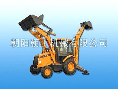 朝工CG875挖掘裝載機