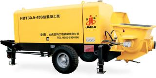 佳乐HBT30.9-45S拖泵