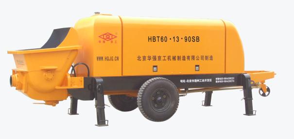华强京工拖泵
