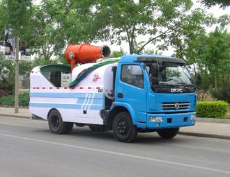 亚洁BQJ5080PSFE洒水车