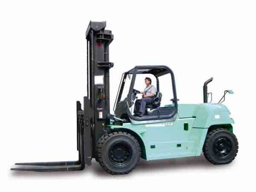 三菱Grendia Praid FD150AN内燃平衡重式叉车