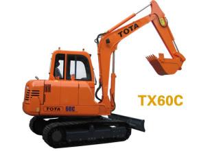 廈裝TX60挖掘機高清圖 - 外觀