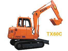 厦装TX60挖掘机