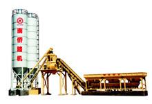 南侨HZS - 50、75、100、150商品混泥土搅拌站