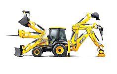 JCB3CX ECO挖掘装载机