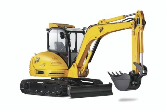 JCB8056挖掘机