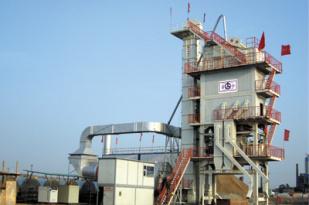 吉公LB4000沥青搅拌设备