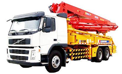 徐工HB37混凝土泵车