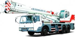 中聯重科QY20DF431汽車起重機