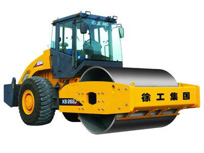 徐工XS262J机械单钢轮振动压路机