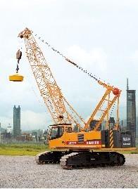 徐工XGH400直臂履带式强夯机