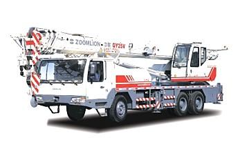中联重科QY50V532汽车起重机