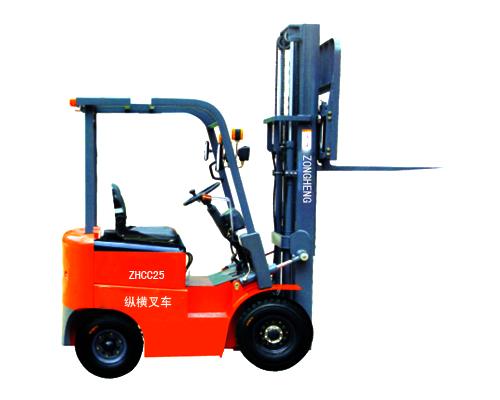 中方机械2.5t电动叉车高清图 - 外观