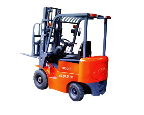 中方机械1.5t电动叉车高清图 - 外观