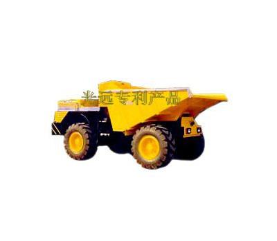 中际FCY40型翻斗车