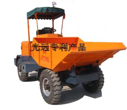 中际FCY-30/40型简易棚全液压翻斗车