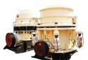 夏洲重工HPC系列液压圆锥破碎机高清图 - 外观