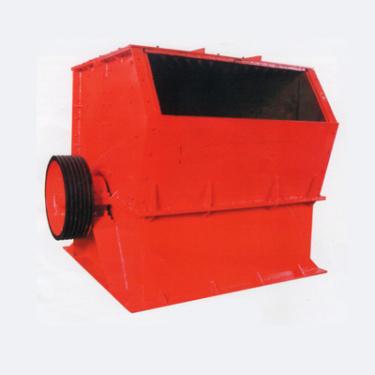 生建重工箱式锤式破碎机