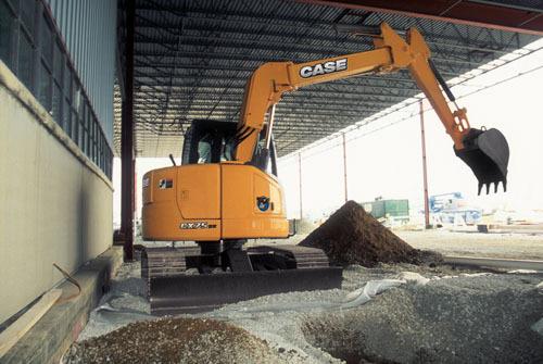 凯斯CX75履带式挖掘机