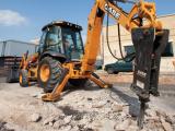 凯斯580SN挖掘装载机