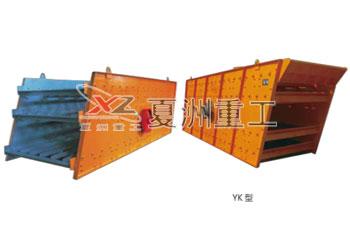 夏洲重工YA系列圆振动筛高清图 - 外观