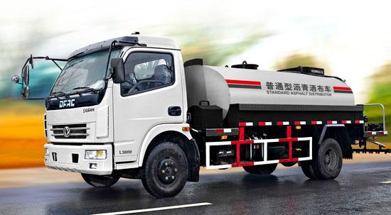 杭州市政HZJ5071GLQ沥青洒布车高清图 - 外观