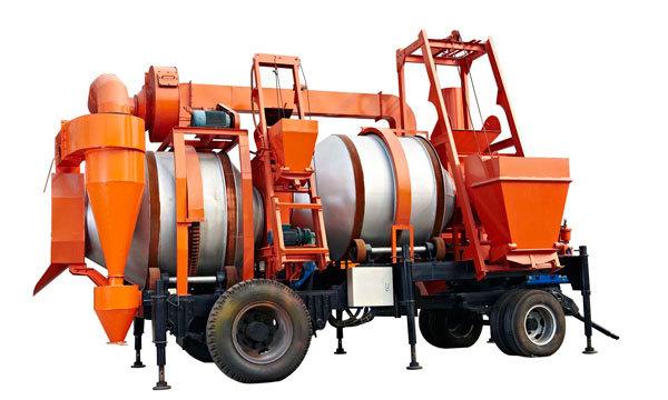 杭州市政SLJ-16沥青搅拌机