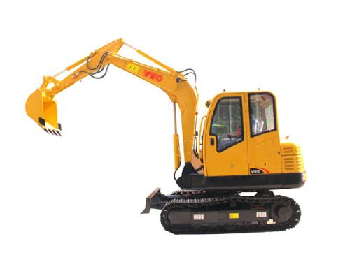 国机洛阳ZG3065-9挖掘机