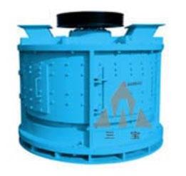 明山路桥PCM高效立式磨粉机高清图 - 外观