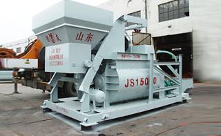 圆友重工JS1500混凝土搅拌机