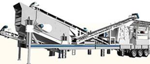 维科重工YGFS多组合移动破碎站高清图 - 外观