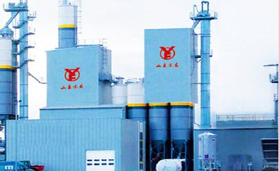 圆友重工FBJ系列(阶梯式)干粉砂浆生产设备高清图 - 外观