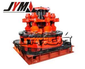 上海建冶大型6R高压磨粉机高清图 - 外观