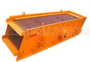 嵩山重工圆振动筛筛分机