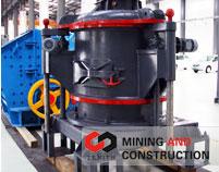 上海西芝MCF粗粉磨磨粉机高清图 - 外观