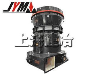 上海建冶高压磨粉机磨粉机高清图 - 外观