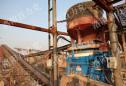 百力克HMP系列多缸液压圆锥破碎机高清图 - 外观