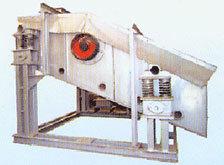 新波臣DZZS系列單層座式振動篩篩分機