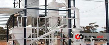 上海西芝高压磨粉机磨粉机高清图 - 外观