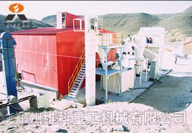 维科重工HGM三环中速微粉磨磨粉机高清图 - 外观