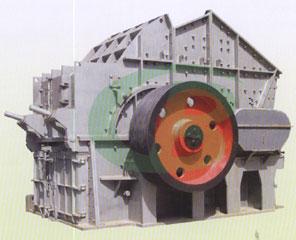 新波臣DPC单段锤式破碎机高清图 - 外观