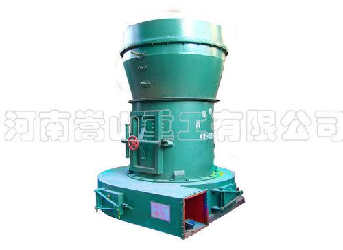 嵩山重工雷蒙磨磨粉机