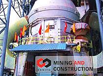 上海西芝LM立式磨粉磨粉机