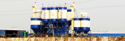 圆友重工FBZ系列(站式)干粉砂浆生产设备高清图 - 外观